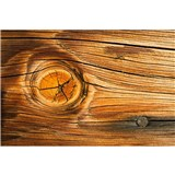 Vliesové fototapety suk v dřevě rozměr 375 cm x 250 cm