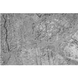 Vliesové fototapety betonový obklad rozměr 375 cm x 250 cm