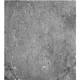 Vliesové fototapety betonová stěna rozměr 225 cm x 250 cm