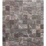Vliesové fototapety kamenné dlaždice rozměr 225 cm x 250 cm