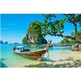 Vliesové fototapety Thajsko rozměr 375 cm x 250 cm