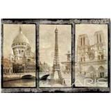 Vliesové fototapety Paris-France rozměr 312 cm x 219 cm