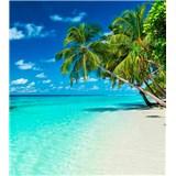 Vliesové fototapety rajská pláž rozměr 150 cm x 250 cm