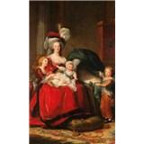 Vliesové fototapety Marie Antoinette - Vigeé Le Brun rozměr 150 cm x 250 cm