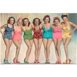 Vliesové fototapety okouzlující ženy rozměr 375 cm x 250 cm