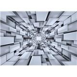 Fototapety 3D abstrakce rozměr 368 cm x 254 cm