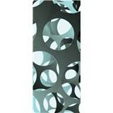 Vliesové fototapety 3D abstrakce rozměr 91 cm x 211 cm