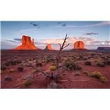 Vliesové fototapety Hefele divoký západ, rozměr 450 cm x 280 cm
