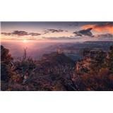 Vliesové fototapety Hefele velkolepý pohled, rozměr 450 cm x 280 cm
