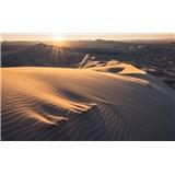 Vliesové fototapety Hefele pouštní písek, rozměr 450 cm x 280 cm