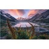 Vliesové fototapety Hefele momentka Pána hor, rozměr 450 cm x 280 cm