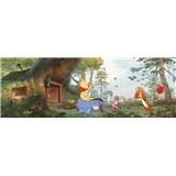 Fototapeta Disney Medvídek Pú