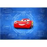Fototapeta Disney Cars3 Blesk McQueen rozměr 368 cm x 254 cm