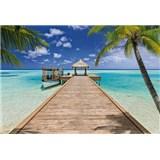 Fototapety Beach Resort rozměr 368 cm x 254 cm