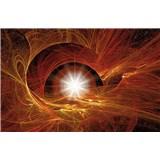 Fototapety vesmírná hvězda rozměr 368 cm x 254 cm