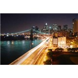 Fototapety Brooklyn Bridge rozměr 368 cm x 254 cm