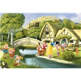 Fototapety Disney Princess Sněhurka rozměr 368 cm x 254 cm