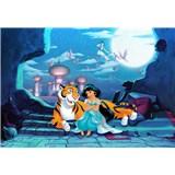 Fototapety Disney Princess čekání na Aladina rozměr 368 cm x 254 cm
