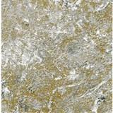 Samolepící fólie mramor zlatý - 45 cm x 15 m