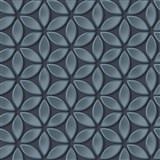 Vliesové tapety na zeď Hexagone květy tyrkysové
