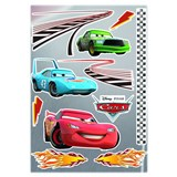 Samolepky na zeď Disney Cars rozměr 50 cm x 70 cm
