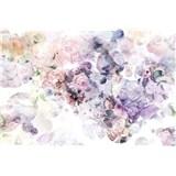 Vliesové fototapety květy rozměr 368 cm x 248 cm