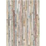 Fototapety Vintage Wood rozměr 254 cm x 184 cm