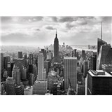 Fototapety New York Black and White rozměr 368 cm x 254 cm