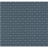 Vliesové tapety na zeď G. M. Kretschmer kachličky šedo-modré