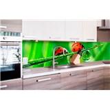 Samolepící tapety za kuchyňskou linku slunéčko sedmitečné rozměr 260 cm x 60 cm