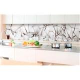Samolepící tapety za kuchyňskou linku létající pampelišky rozměr 350 cm x 60 cm