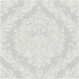Tapety na zeď Classico barokní vzor béžový MEGA SLEVA
