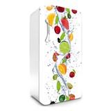 Samolepící tapety na lednici ovoce rozměr 120 cm x 65 cm