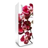 Samolepící tapety na lednici orchidej rozměr 180 cm x 65 cm