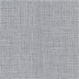 Vliesové tapety na zeď IMPOL Luna textilní struktura černo-šedá se stříbrným třpytem