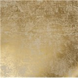 Vliesové tapety na zeď La Veneziana - zlatá s metalickým efektem