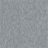 Vliesové tapety na zeď IMPOL Modernista úzké proužky šedomodré s metalickou patinou