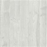 Vliesové tapety na zeď Belinda dřevěnný obklad šedý