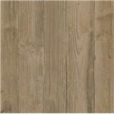 Vliesové tapety na zeď Belinda dřevěný obklad hnědý