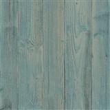 Vliesové tapety na zeď Belinda dřevěný obklad zelený
