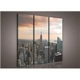 Obraz na plátně New York 90 x 80 cm