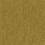Vliesové tapety na zeď Origin - jednobarevná kovový vzhled hnědo-zlatý