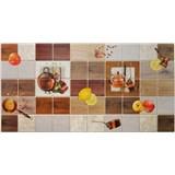 Obkladové 3D PVC panely rozměr 955 x 480 mm kuchyňský motiv