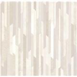 Vliesové tapety na zeď Spotlight 2 pásky šedé/stříbrné/béžové