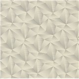Vliesové tapety na zeď IMPOL Spotlight 3 jehlany 3D šedé s metalickými odlesky