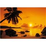 Vliesové fototapety západ slunce rozměr 368cm x 254 cm