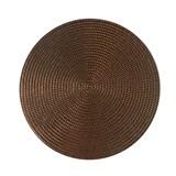Vinylové dekorativní prostírání na stůl Ambiente bronzové 38 cm