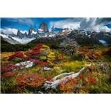 Fototapety Argentínský chalten rozměr 368 x 254 cm