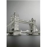 Vliesové fototapety most v Londýně rozměr 184 x 254 cm