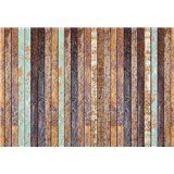 Fototapety vintage dřevěná stěna rozměr 368 cm x 254 cm